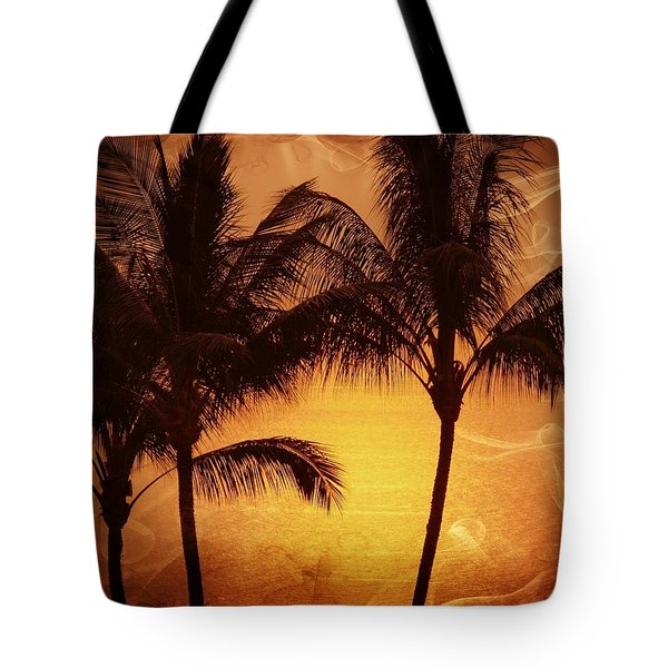 Carmel Sunset Tote Bag by Athala Carole Bruckner