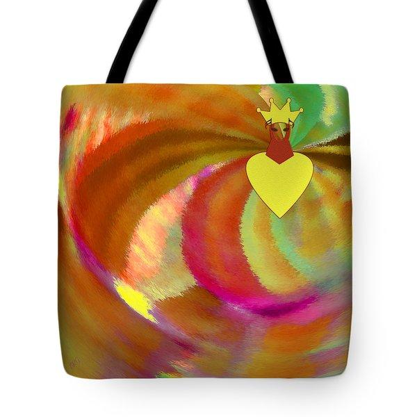 Carnival Tote Bag by Ben and Raisa Gertsberg