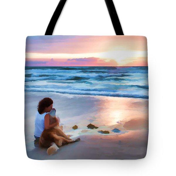 Caro Y Bella Tote Bag by Alice Gipson