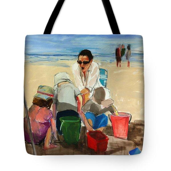 Carolyn Tote Bag by Daniel Clarke