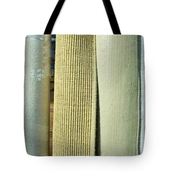 Carpet Shop Tote Bag by Tom Gowanlock