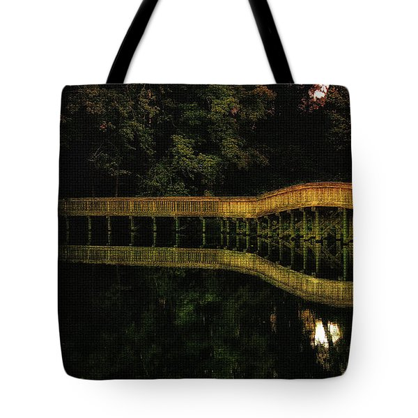 Carry Me Back In Time Tote Bag by Olahs Photography