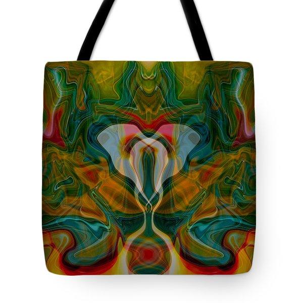 Casting Spells Tote Bag by Omaste Witkowski