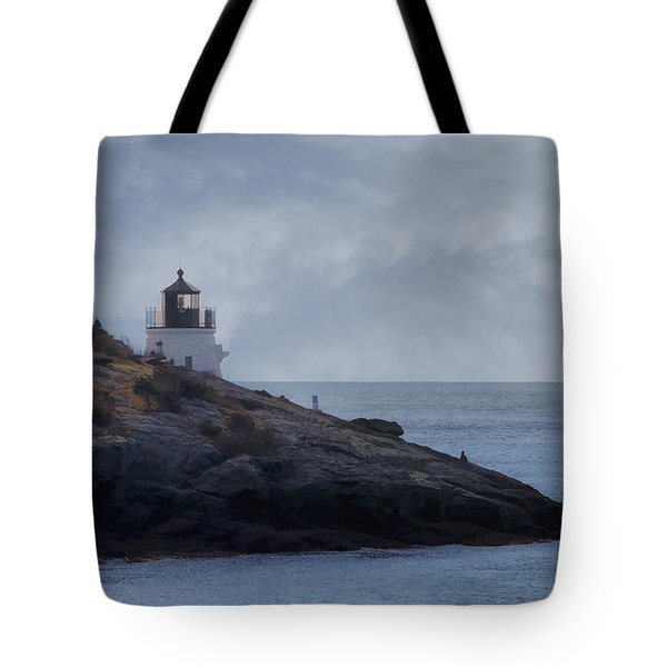 Castle Hill Dream Tote Bag by Joan Carroll