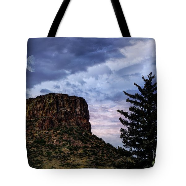 Castle Rock Tote Bag by Juli Scalzi