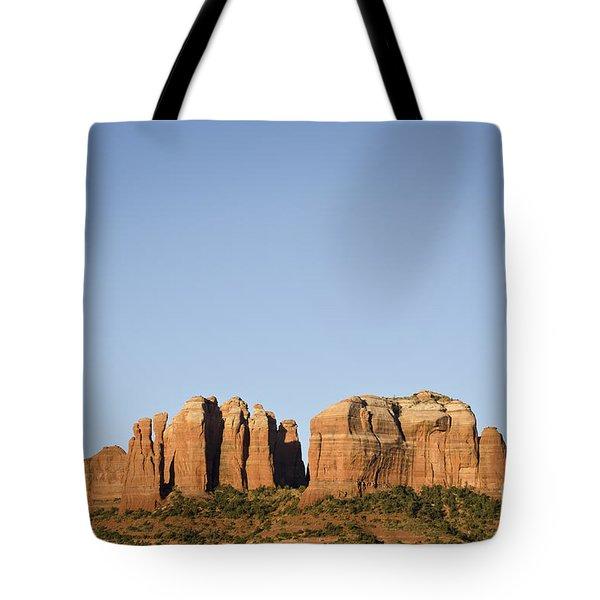 Cathedral Rock VI Tote Bag by David Gordon
