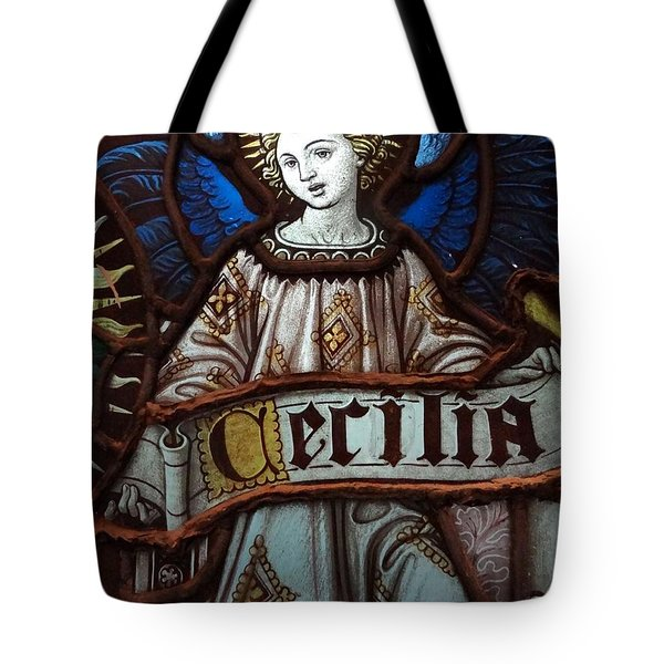 cecilia Tote Bag by Ed Weidman