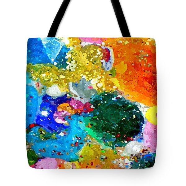 Celebration Tote Bag by James Elmore