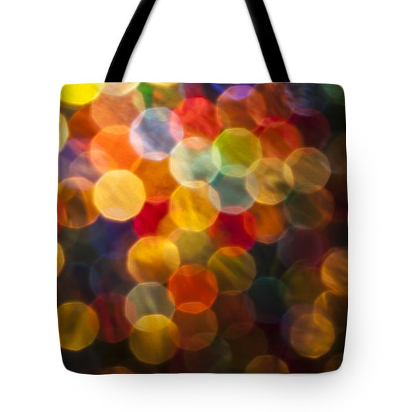 Celebration Tote Bag by Jan Bickerton