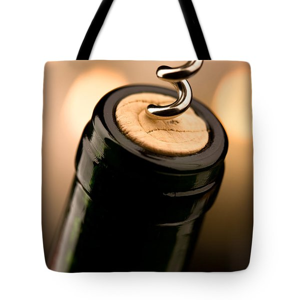 Celebration Time Tote Bag by Johan Swanepoel