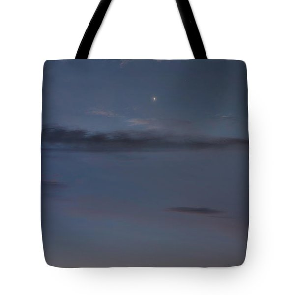 Celestial Dance Tote Bag by Bill  Wakeley