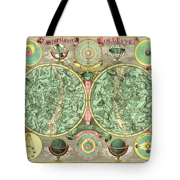 Celestial Map Tote Bag by Gary Grayson