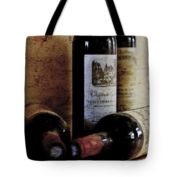 Cellar Finds Tote Bag by Nomad Art And  Design