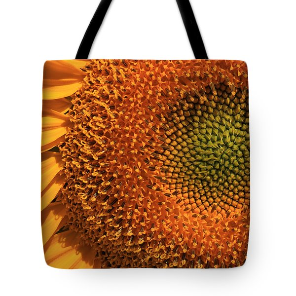 Center Of Attention Tote Bag by Donna Kennedy