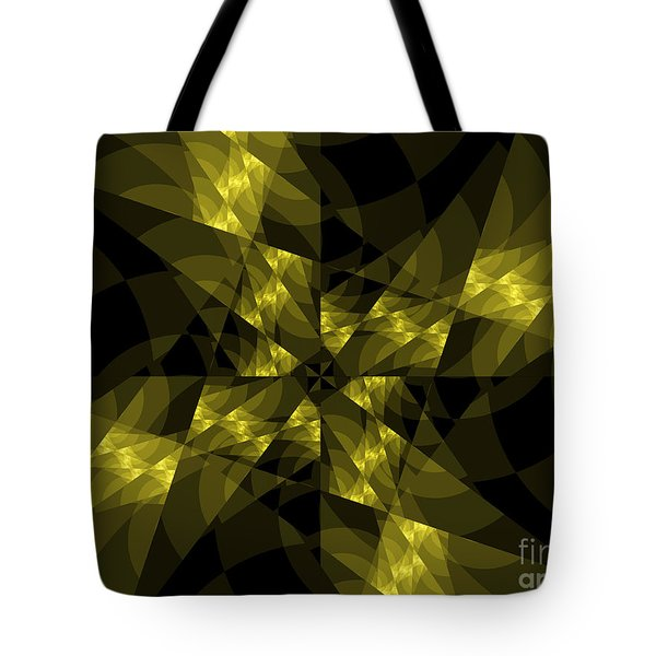 Center Square Tote Bag by Elizabeth McTaggart