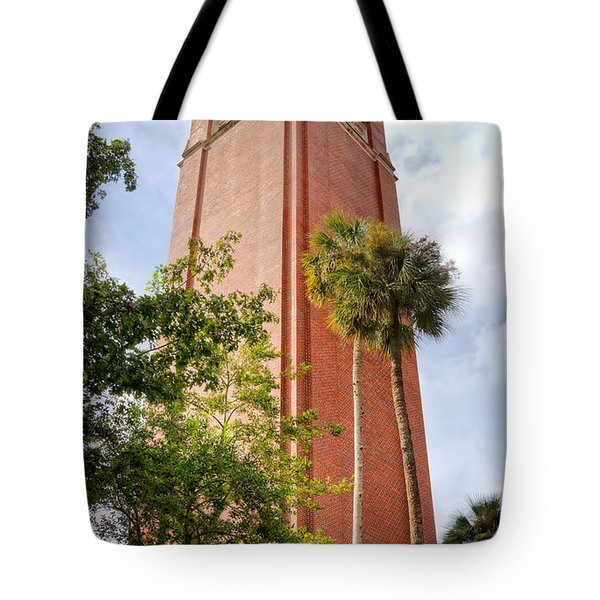 Century Tower Tote Bag by Joan Carroll