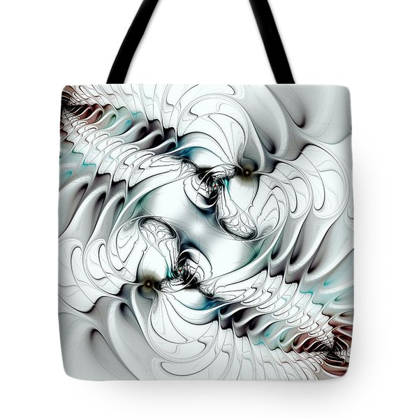 Changing Tote Bag by Anastasiya Malakhova