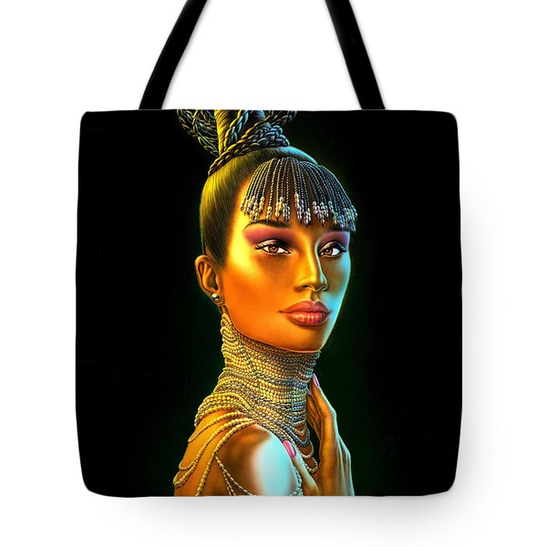 Chantel Tote Bag by Andrew Farley