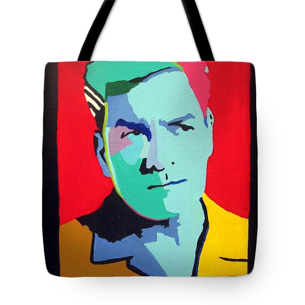 Charlie Sheen Winning Tote Bag by Venus