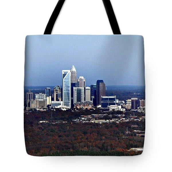 CHARLOTTE Tote Bag by Skip Willits