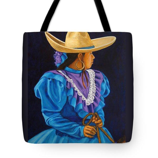 Charra Linda Tote Bag by Pat Haley