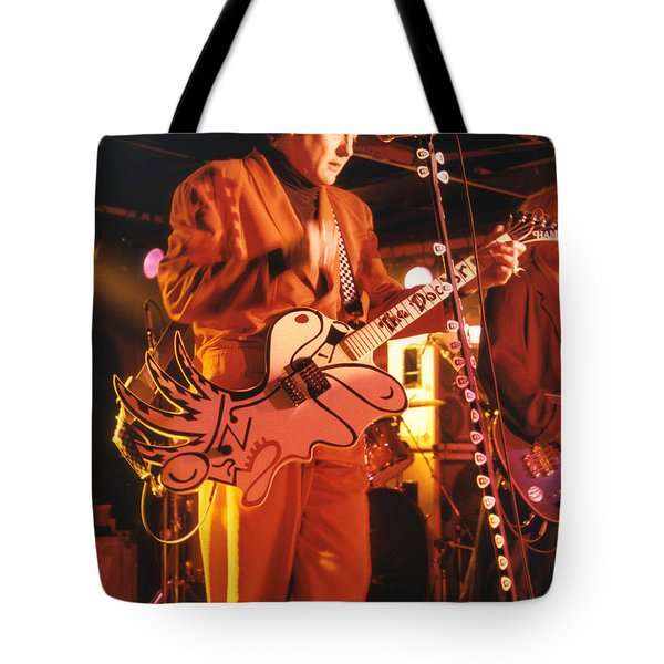 Cheap Trick-93-rick-3 Tote Bag by Gary Gingrich Galleries