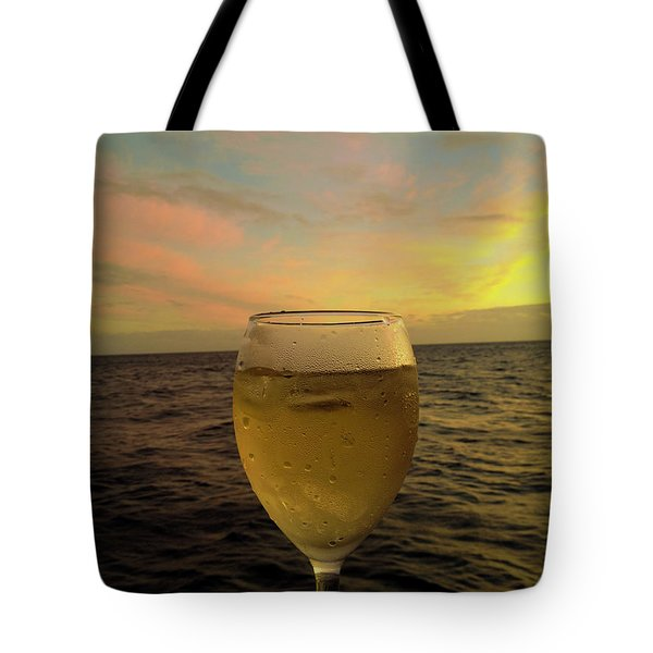 Cheers Tote Bag by Cheryl Young