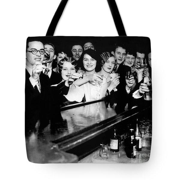 Cheers To You Tote Bag by Jon Neidert