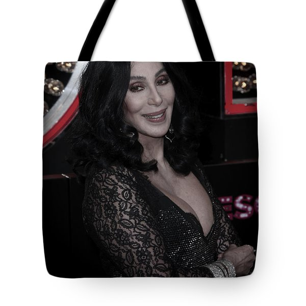 Cher Tote Bag by Nina Prommer