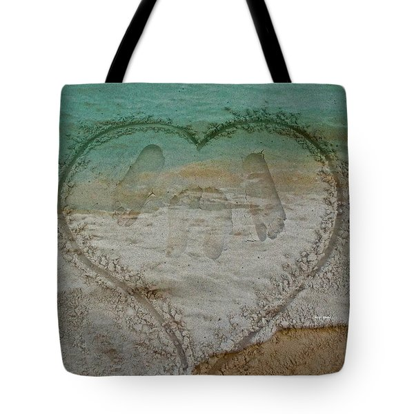 Cherish every day Tote Bag by Cheryl Young