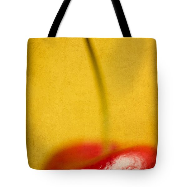 Cherry Bliss Tote Bag by Amy Weiss