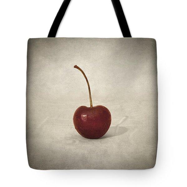 Cherry Tote Bag by Taylan Soyturk
