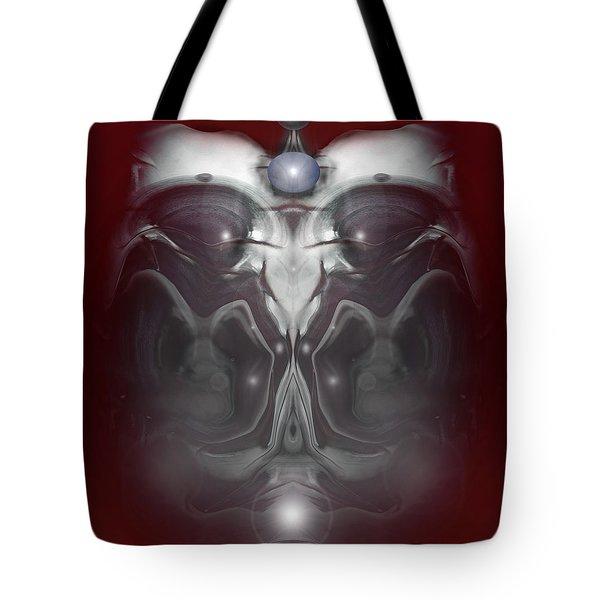 Cherub 7 Tote Bag by Otto Rapp