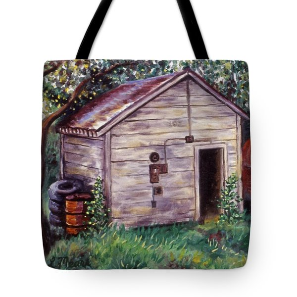 Chester's Treasures Tote Bag by Linda Mears