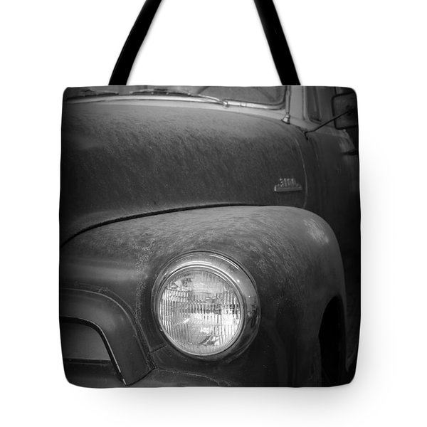 Chevy 3100 5 Window Tote Bag by Ernie Echols