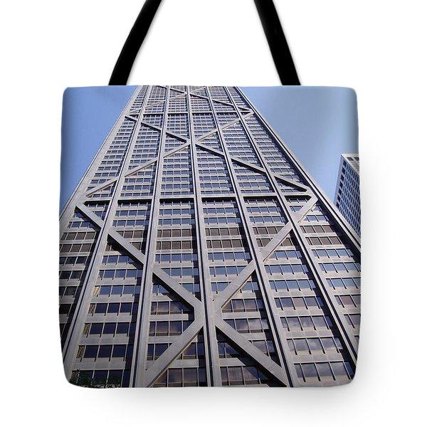 Chicago 1 Tote Bag by Jennifer E Doll