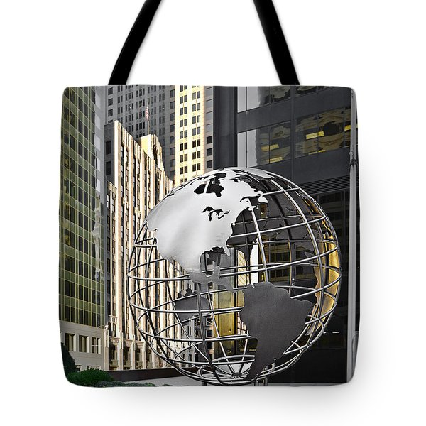 Chicago - Home of Fine Art Tote Bag by Christine Till