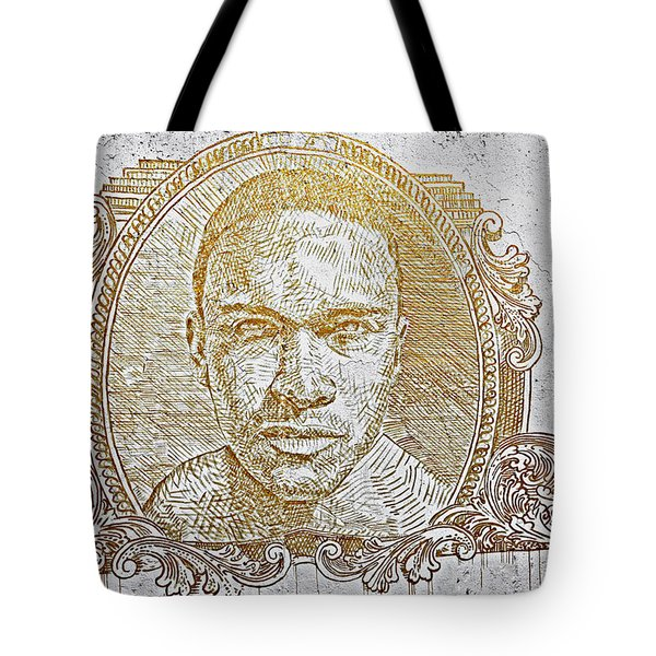 Chicago's Graffiti Art And Street Art Tote Bag by Christine Till