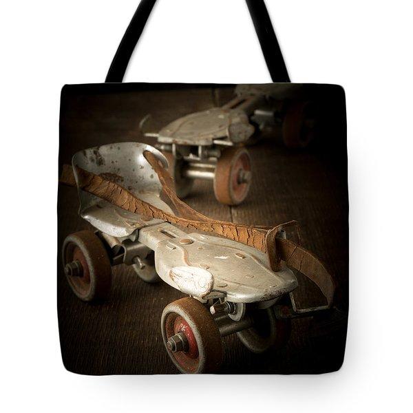 Childhood Memories Tote Bag by Edward Fielding