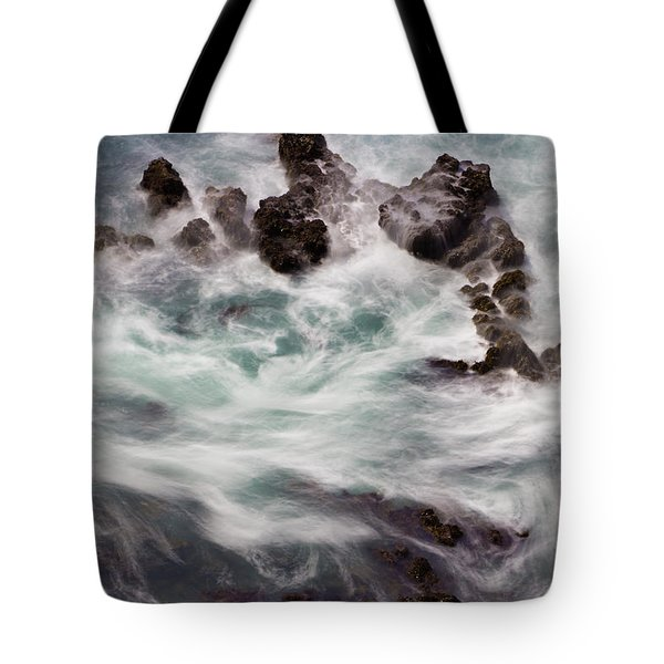Chimerical Ocean Tote Bag by Heidi Smith