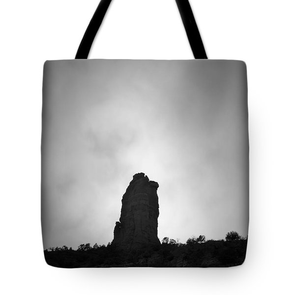 Chimney Rock IIi Tote Bag by Dave Gordon