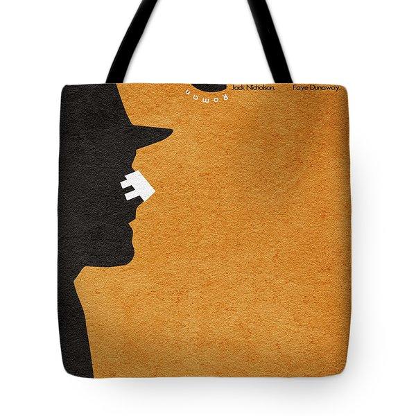 Chinatown Tote Bag by Ayse Deniz