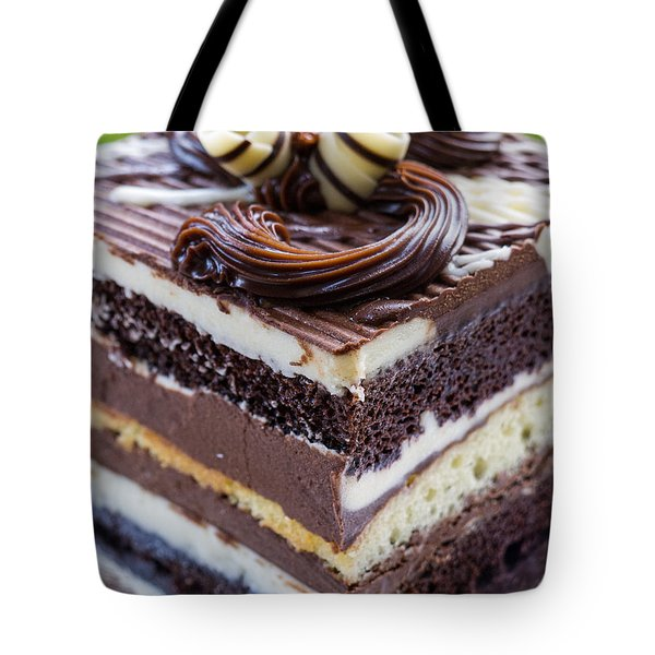 Chocolate Temptation Tote Bag by Edward Fielding