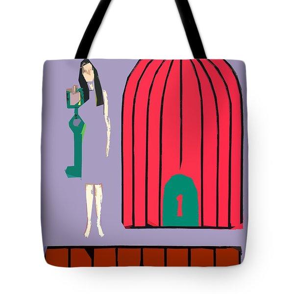 Choice Tote Bag by Patrick J Murphy