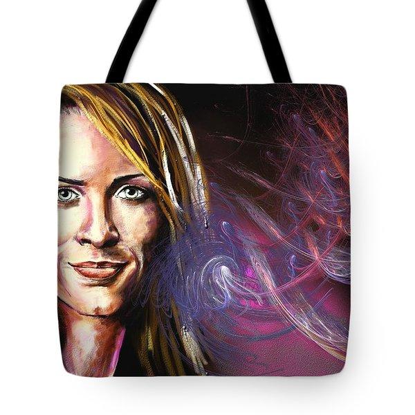 Christina Tote Bag by Francoise Dugourd-Caput
