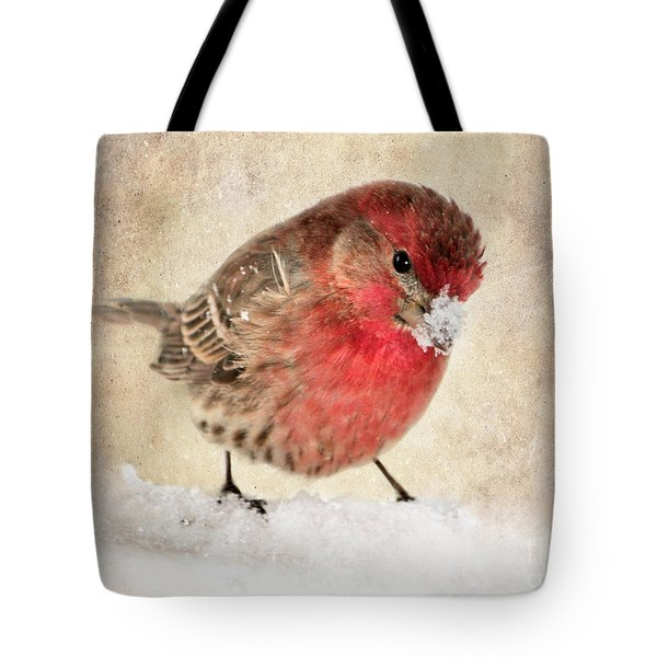 Christmas Card 9 Tote Bag by Betty LaRue