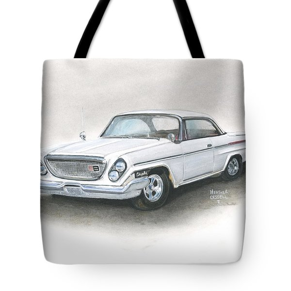 Chrysler Tote Bag by Heather Gessell