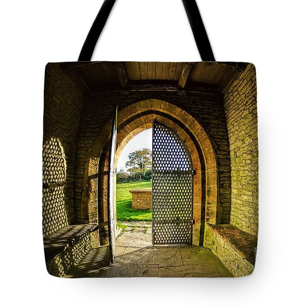 Church Of St Mary The Virgin Tote Bag by Susie Peek