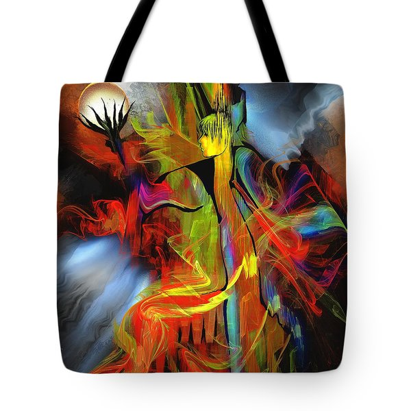Cicerone Tote Bag by Francoise Dugourd-Caput