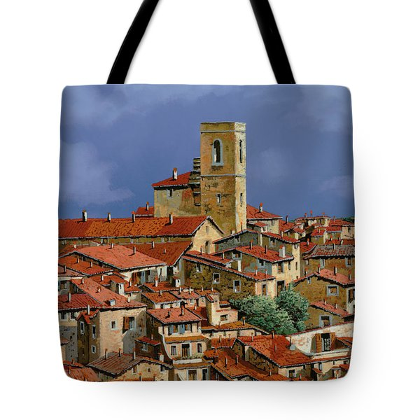 Cielo A Pecorelle Tote Bag by Guido Borelli